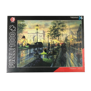 Paris Puzzle 1000pc Toys Not specified