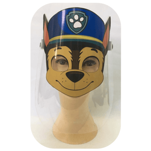 Paw Patrol Chase Face Shield Clothing Not specified