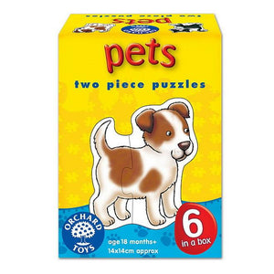 Pets First Puzzle Toys Orchard Toys