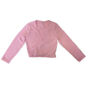 Pink Ballet Jersey Wrap Ballet Not specified