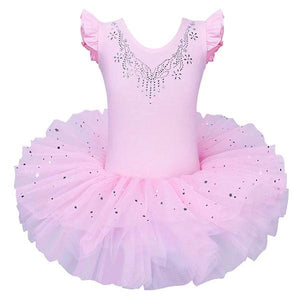 Pink Ballet Tutu Dress Up Not specified