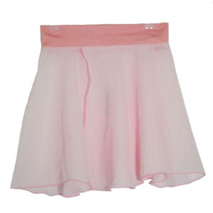 Pink Chiffon Ballet Skirt Ballet Not specified