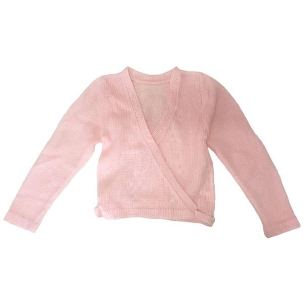 Pink Crossover Ballet Jersey