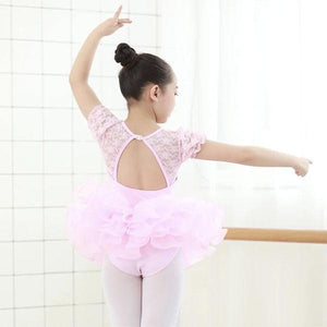 Pink Layered Ballet Tutu Ballet Not specified