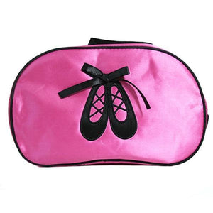 Pink Satin Ballet Bag Ballet Not specified