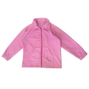 Pink Tracksuit Top Ballet Not specified