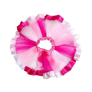 Pink Tutu Skirt (Age 3-6) Dress Up Not specified