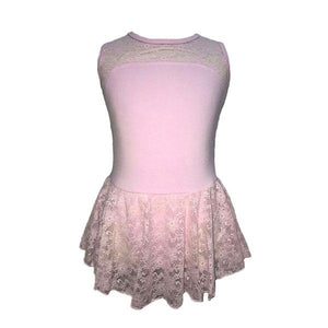 Pink Tutu with Low Back Ballet Not specified