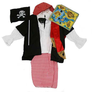 Pirate Outfit (Age 3-6) Dress Up Le Sheng