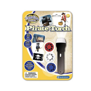Pirate Torch and Projector Toys Brainstorm