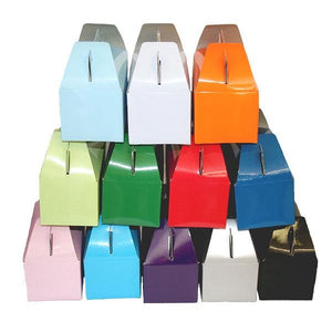 Plain Party Boxes Parties Not specified