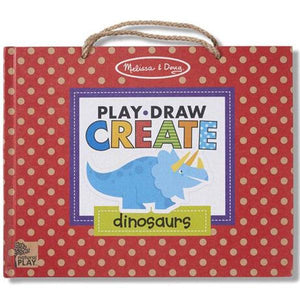 Play, Draw, Create - Dinosaurs Toys Melissa & Doug