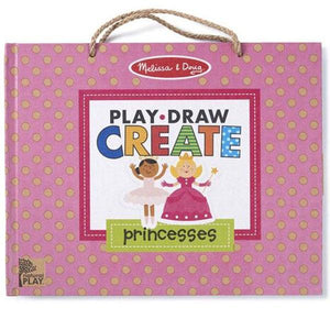 Play, Draw, Create - Princess Toys Melissa & Doug