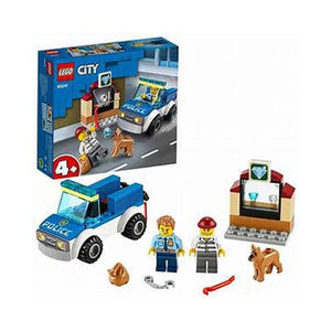 Police Dog Unit City Lego Toys Lego