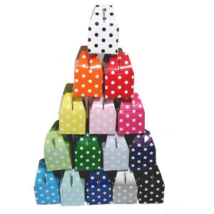 Polka Dot Party Boxes Parties Not specified
