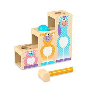 Pound and Roll Stairs Toys Melissa & Doug