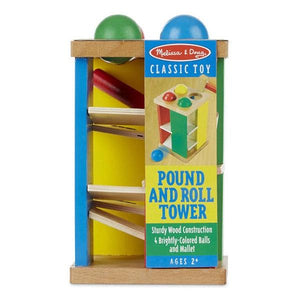 Pound and Roll Tower Toys Melissa & Doug