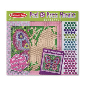 Press Peel - Butterfly Toys Melissa & Doug
