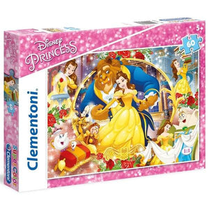 Princess 60pc Toys Clementoni
