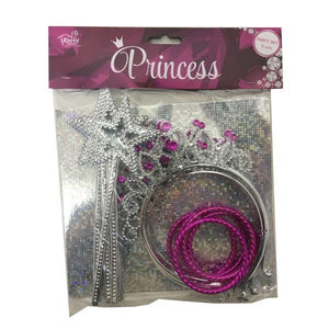 Princess Accessories 6pcs Toys Not specified