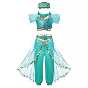 Princess Jasmine Outfit Dress Up Not specified