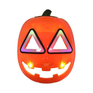 Pumpkin Mask Lightup Dress Up Not specified