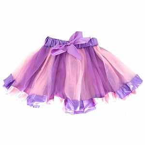 Purple Tutu Skirt (Age 3-6) Dress Up Not specified