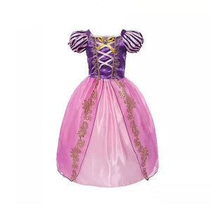 Rapunzel Princess Dress Dress Up Not specified