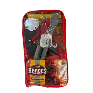 Real Heroes Fire Fighter Set Toys Not specified