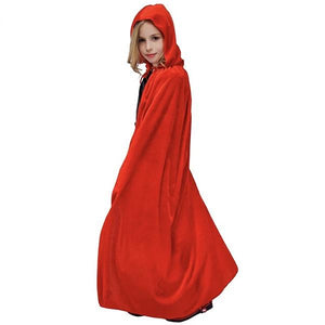 Red Cape (Age 7-9) Dress Up Not specified