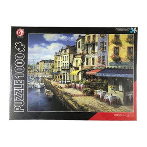 Riverside Puzzle 1000pc Toys Not specified