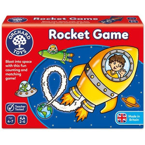 Rocket Game Toys Orchard Toys