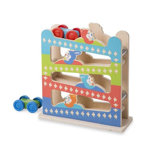 Roll & Ring Ramp Tower Toys Melissa & Doug