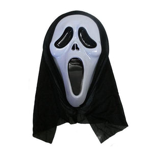 Scream Mask Dress Up Not specified
