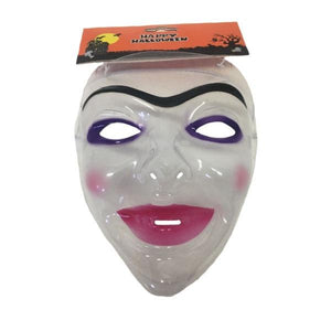 See Though Mask Female Dress Up Not specified