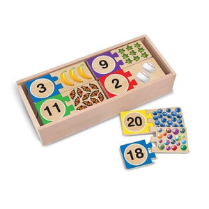 Self-Correcting Number Puzzles Toys Melissa & Doug