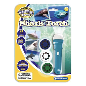 Shark Torch & Projector Toys Brainstorm