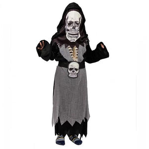 Skeleton Ghost Boy Dress Up Not specified