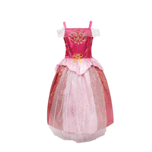 Sleeping Beauty Dress Short Sleeve Dress Up Not specified