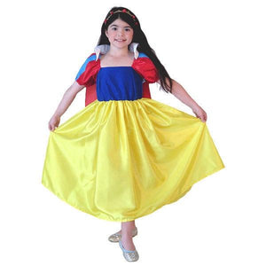 Snow White Dress Dress Up Not specified