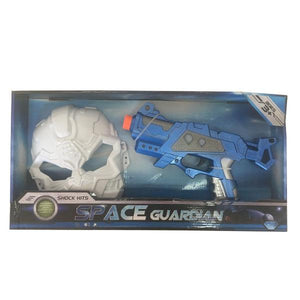 Space Mask & Gun Set Toys Not specified