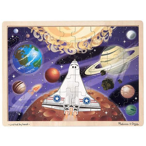 Space Voyage Jigsaw (48 pc) Toys Melissa & Doug