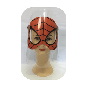 Spider-Man Face Shield Clothing Not specified