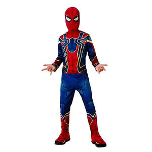 Spiderman Infinity War Costume Dress Up Not specified