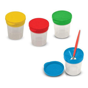 Spill-Proof Paint Cups Toys Melissa & Doug