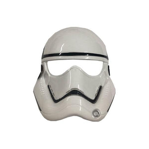 Storm Trooper Mask 22x17cm Dress Up Not specified