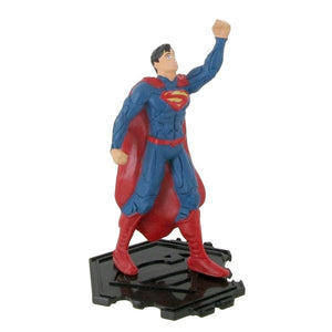 Superman Flying 6.5cm Toys Comansi