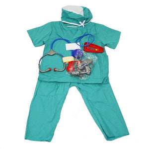 Surgeon Outfit (Age 3-6) Dress Up Not specified
