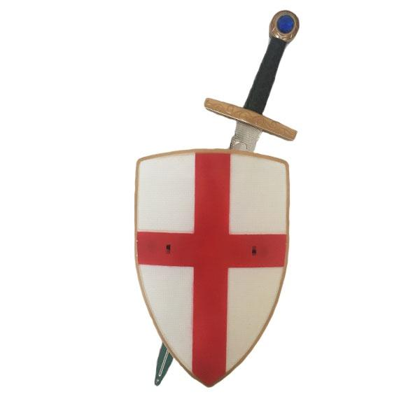 Sword and Shield White and Red