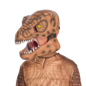 T-Rex Movable Jaw Mask Dress Up Not specified